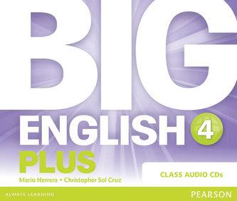 Big English Plus 4 Class CD - Herrera Mario, Pinkey Diane