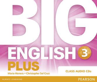 Big English Plus 3 Class CD - Herrera Mario, Pinkey Diane