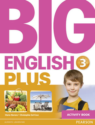 Big English Plus 3 Activity Book - Herrera Mario, Pinkey Diane