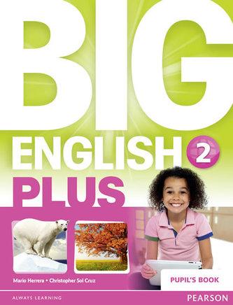 Big English Plus 2 Pupil´s Book - Herrera Mario, Pinkey Diane