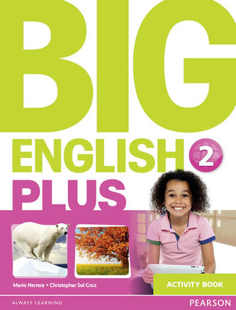 Big English Plus 2 Activity Book - Herrera Mario, Pinkey Diane