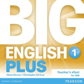 Big English Plus 1 Teacher´s eText CD - Herrera Mario, Pinkey Diane