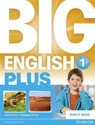 Big English Plus 1 Pupil´s Book - Herrera Mario, Pinkey Diane