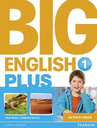 Big English Plus 1 Activity Book - Herrera Mario, Pinkey Diane