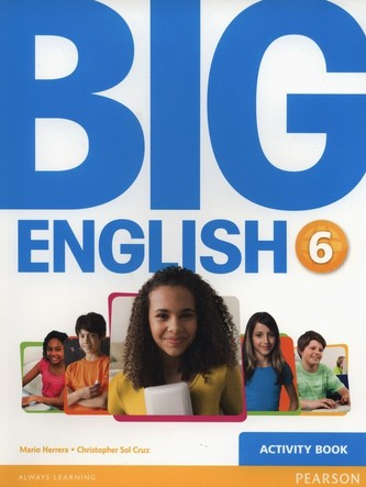 Big English 6 Activity Book - Herrera Mario, Pinkey Diane