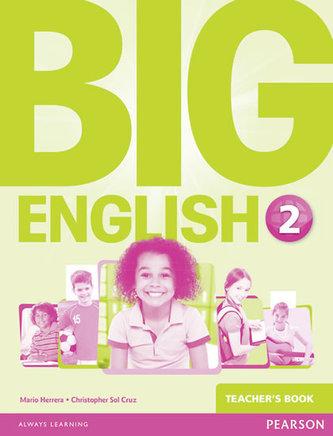 Big English 2 Teacher´s Book - Herrera Mario, Pinkey Diane