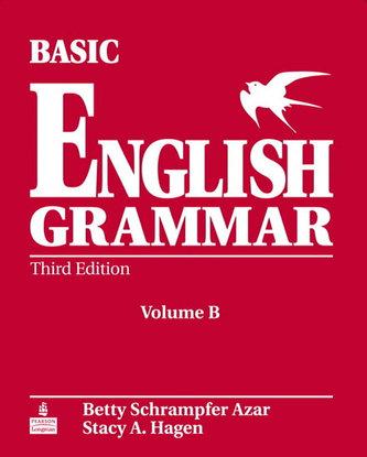Basic English Grammar Student Book B with Audio CD - Azar Schrampfer Betty