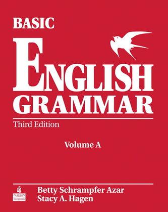 Basic English Grammar Student Book A with Audio CD - Azar Schrampfer Betty