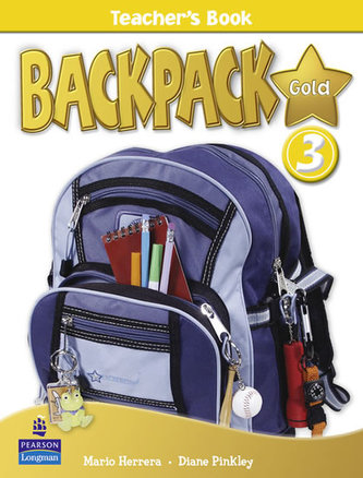 Backpack Gold 3 Teacher´s Book New Edition - Pinkley Diane