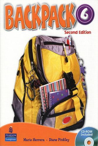 Backpack 6 Workbook with Audio CD - Herrera Mario, Pinkey Diane