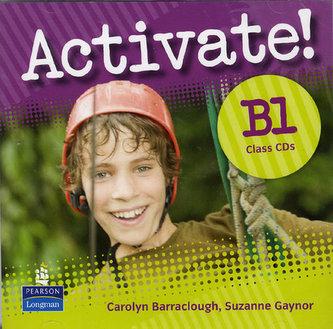 Activate! B1 Class CD 1-2 - Carolyn Barraclough