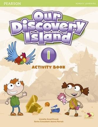 Our Discovery Island 1 Activity book - Linnette Ansel Erocak, Regina Raczyńska