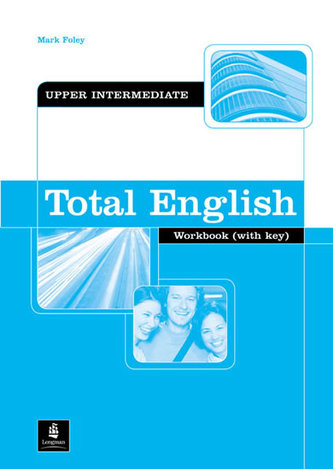 Total English Upper Intermediate Workbook + CD - Foley Mark