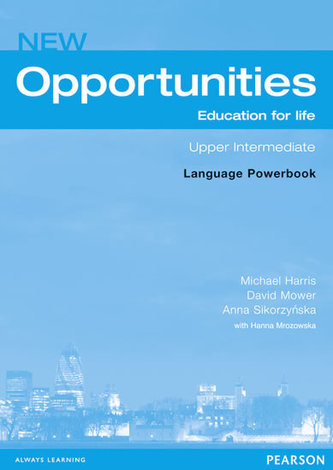 New Opportunities Upper Intermediate Language Powerbook - Náhled učebnice