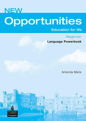 New Opportunities Beginner Language Powerbook - Amanda Maris