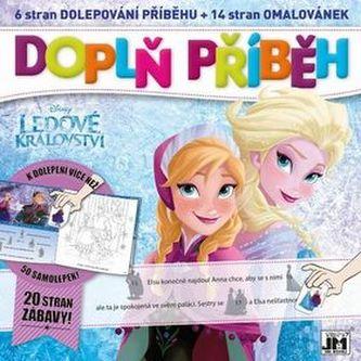 Ledové království - Doplň příběh - The Walt Disney Company