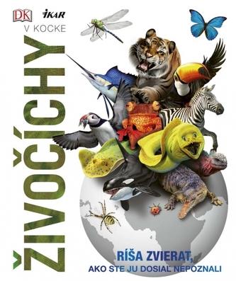 Živočíchy v kocke - John Woodward
