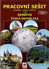 Zeměpis 8, 2. díl - Česká republika (pracovní sešit)