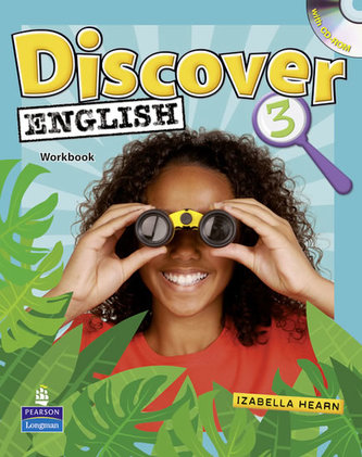 Discover English Global 3 Activity Book and Student´s CD-ROM Pack - Hearn Izabella