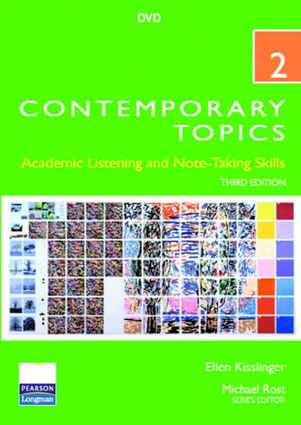 Contemporary Topics 2 DVD - Kisslinger Ellen