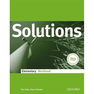 Solutions: Elementary Workbook - Náhled učebnice