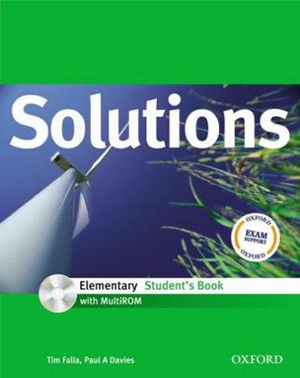 Maturita Solutions Elementary Student's Book - Náhled učebnice