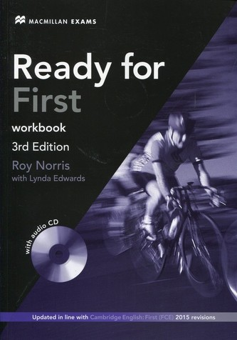 Ready for First Workbook 3rd edition & Audio CD Pack without Key - Norris, Roy