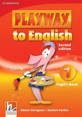 Playway to English 2e 1: Pupil´s Book