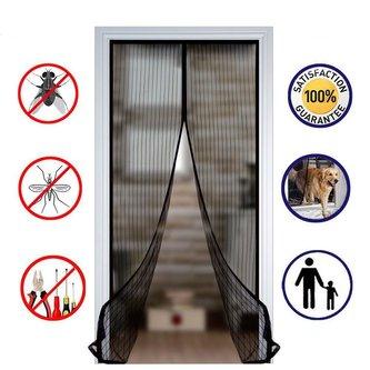 Magnetická síť do dveří proti hmyzu a komárům univerzální 90x210cm