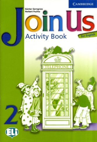Join Us for English 2 Activity Book - Gerngross, Günter
