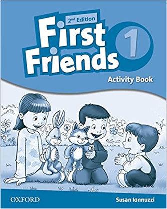 First Friends, 2nd ed:Activity Book Level 1 - Susan Iannuzzi