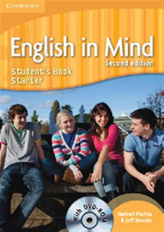 English in Mind 2e STA : Student´s Book + DVD-ROM - Puchta Herbert, Stranks Jeff,