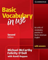 Basic Vocabulary in Use Student´s Book with Answers