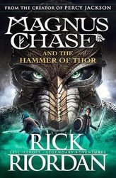 Magnus Chase & Hammer Of Thor