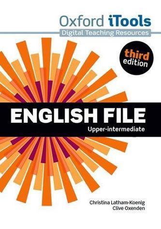 English File Third Edition Upper Intermediate iTools DVD-ROM - Christina Latham-Koenig