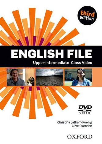 English File Third Edition Upper Intermediate Class DVD - Christina Latham-Koenig