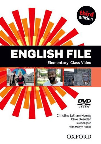 English File Third Edition Elementary Class DVD - Christina Latham-Koenig