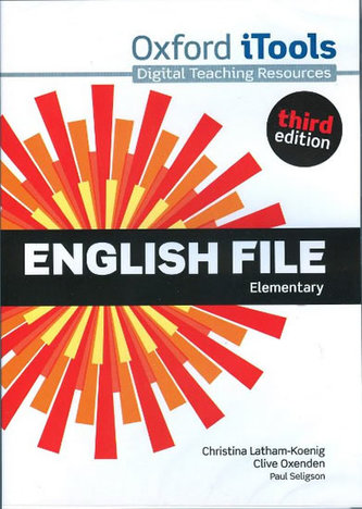 English File Third Edition Elementary iTools DVD-ROM - Christina Latham-Koenig