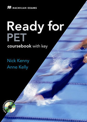 Ready for PET | Student´s Book with Key + CD-ROM - Kenny, Nick