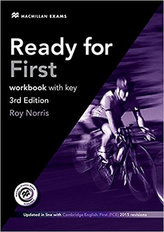 Ready for FCE (3rd edition) | Workbook & Audio CD Pack with Key