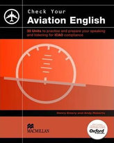 Check Your Aviation English | Student´s Book + Audio CD Pack