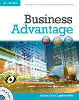 Business Advantage INT: SB with DVD