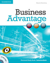 Business Advantage INT: Personal Study Book with Audio CD