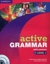 Active Grammar 1: Book with answers and CD-ROM