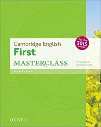 Cambridge English First Masterclass Student´s Book - Náhled učebnice