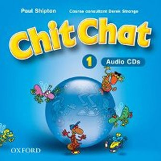 Chit Chat 1 Class Audio 2 CDs - Paul Shipton