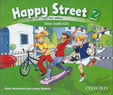 Happy Street 3rd Edition 2 Class Audio 3 CDs