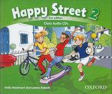 Happy Street 3rd Edition 2 Class Audio 3 CDs