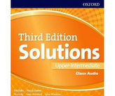 Maturita Solutions 3rd Edition Upper Intermediate Class Audio CDs /3/