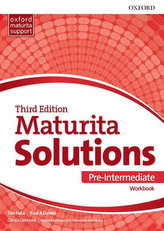 Maturita Solutions, 3rd Edition Pre-Intermediate Workbook (Slovenská verze)